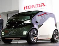 Honda Nuev 2017