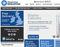 My Website About Shop Shelving