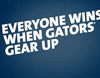 How Gators Gear Up