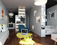 Chez Republic apartment