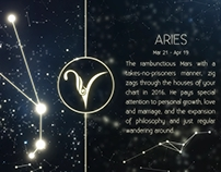 Horoscope Broadcast Pack