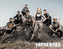 #RFHEROES - SOME
