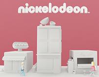 Nickelodeon concept - 3D