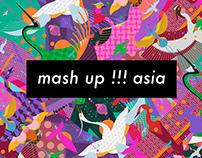 mash up !!! asia 2020 summer