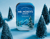 Mr Moxey's Giving Mint