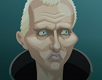 Roy Batty from Blade Runner