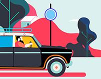 Mumbai Taxi wala