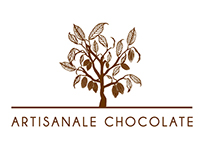 Premium chocolate logo