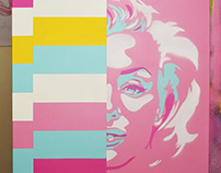 'Test Card Marilyn - please stand by'