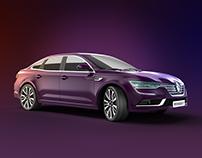 Renault Talisman / Modelisation - CGI