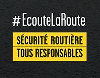 Sécurité Routière - ÉcouteLaRoute