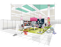 Vera Bradley Store-in-Store