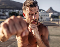 URBAN FITNESS // FREE PHOTO PRODUCTION IN CAPE TOWN
