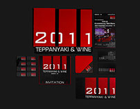 2011 TEPPANYAKI & WINE