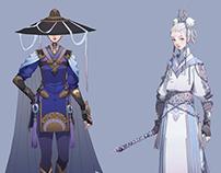 Character design;