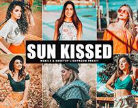 Free Sun Kissed Mobile & Desktop Lightroom Preset