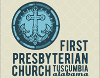 Church Logo, Identity and Website