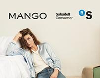 Mango Card Web by Banc Sabadell