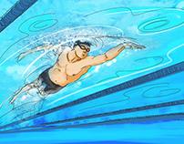 ESPN Olympic Project Cesar Cielo