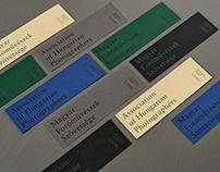 Association of Hungarian Photographers, Identity & Web