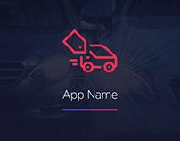 UX/UI App designs for Smartphones