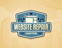 Website Repair Center: Branding