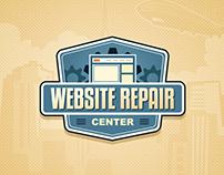 Website Repair Center: Branding