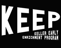 Keller Early Enrichment Program Logo Update