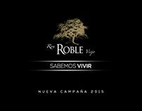 Ron Roble Viejo - Campaña 2015