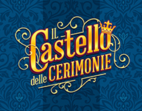 IL CASTELLO DELLE CERIMONIE Open titles & Graphic pack