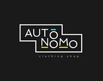 AUTÓNOMO / clothing shop