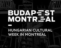 BUDAPEST IN MONTREAL