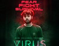 Virus Movie | Character Poster