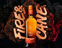 Glenfiddich - Fire & Cane