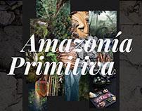 Amazonía Primitiva - Cocina Molecular