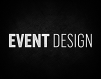 Event Design (Posters and Flyers)