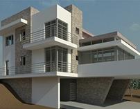 Frantzis Residence