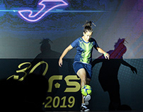 LNFS, JOMA Sport