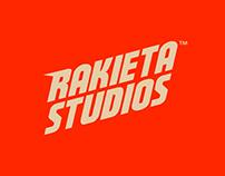 Rakieta Studios - Brand Identity