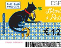 Lotaria à Portuguesa — Concurso