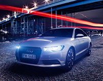 Audi Vehicle Project