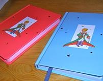Little Prince notebook series