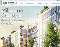 Mimarch Web Design