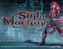 The Style Machine Portfolio