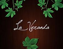 """Cover """"La Veranda"""""""