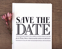 Design Womb / Wedding Invitations & Save the Dates
