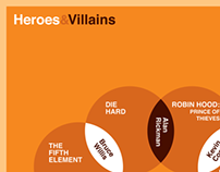 Heroes&Villains