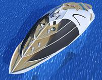 Modern Yacht Concept