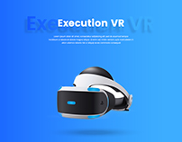 Playstation VR Homepage Concept