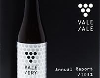 Vale Ale- Annual Report